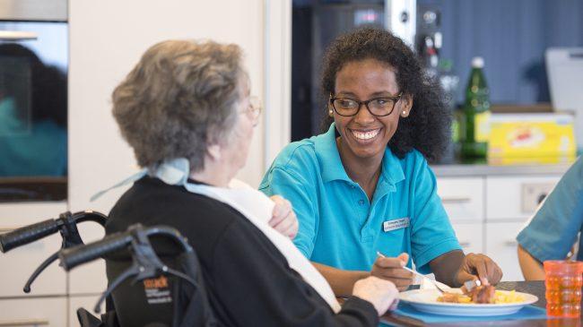 Assistent In Gesundheit Und Soziales EBA Langzeitpflege